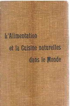 L'alimentation et la cuisine naturelles dans le: Monteuuis Dr