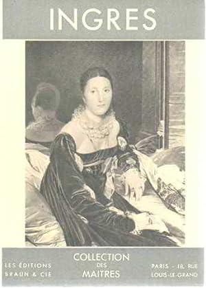 Ingres 1780-1867: Jourdain Francis
