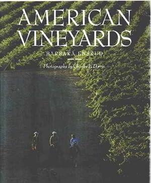 American vineyards: Ensrud Barbara