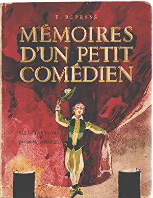 Memoires d'un petit comedien / illustrations de jacques touchet
