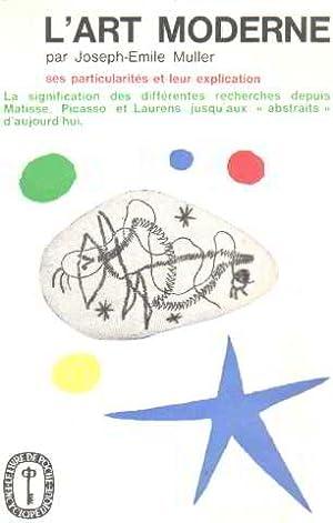 L'art moderne: Muller Joseph-emile