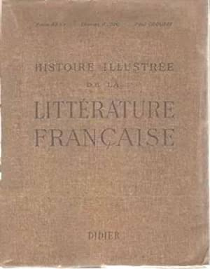 Histoire illustrée de la litterature française: Abry/ Audic/ Crouzet