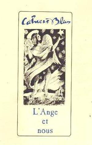 Cahiers bleus n° 11 / l'ange et: Collectif