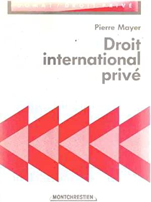 Droit Internationl Prive
