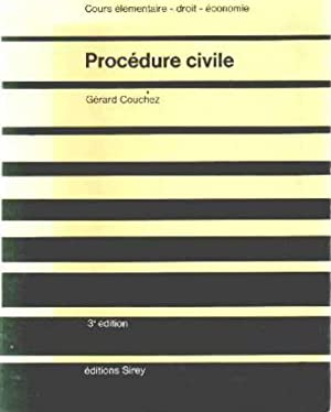 Procedure civile