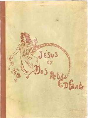 Jesus et nos petits enfants/ aquarelles de: Rochenor Marthe