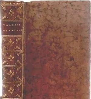 M. Valerii Martialis Epigrammata cum notis Farnabii: Marcus Valerius Martialis