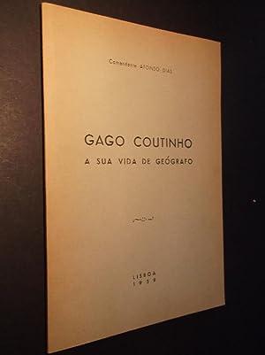Gago Coutinho e a aua Vida de: Dias (Comandante Afonso)