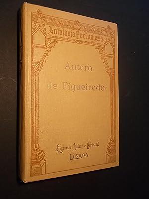 Antero de Figueiredo - Antologia Portuguesa: Campos (Agostinho de)