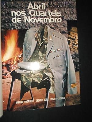 Abril nos Quarteis de Novembro: Rodrigues (Avelino) &