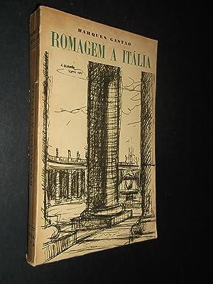 Romagem a Itália: Gastão (Marques)