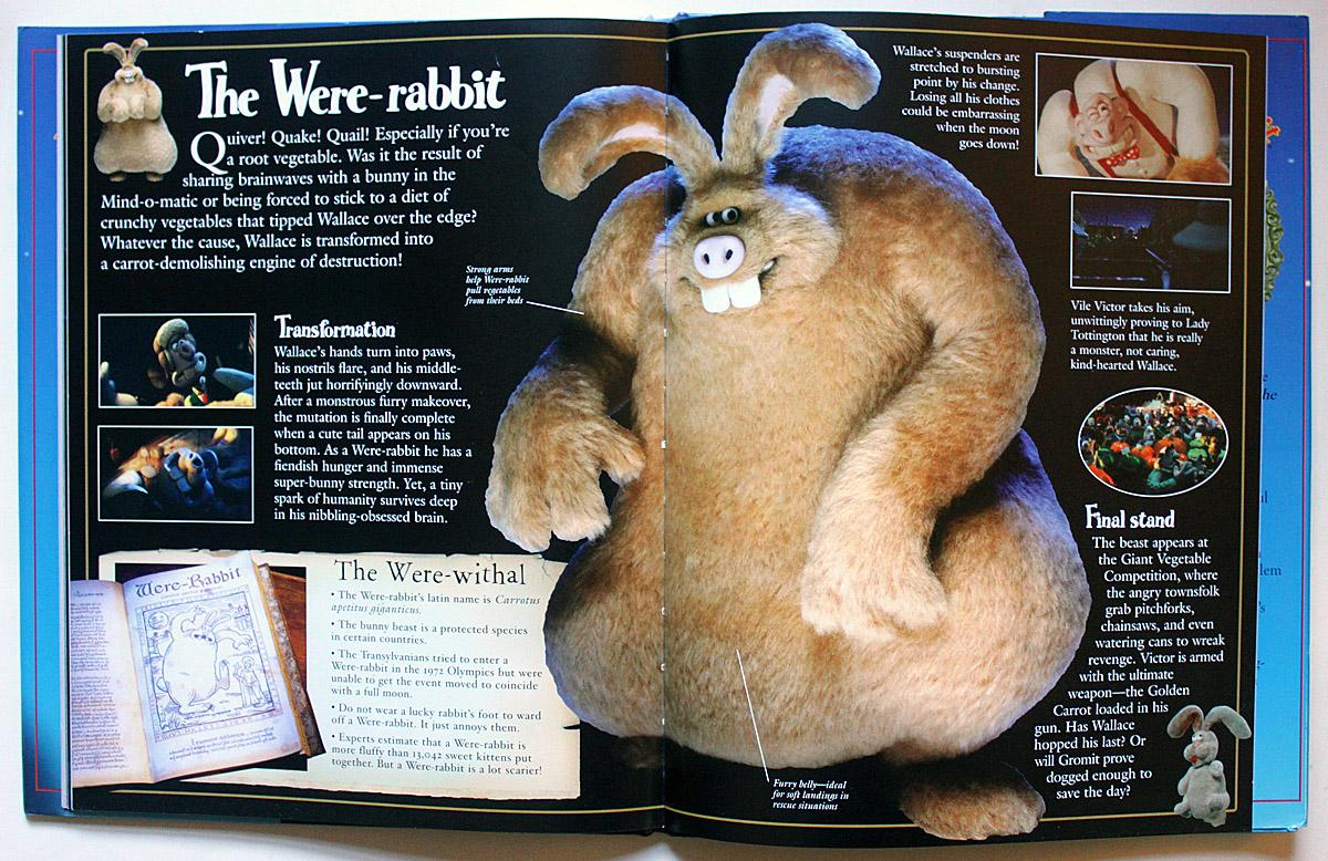Wallace & Gromit: Curse Of The Were-Rabbit: