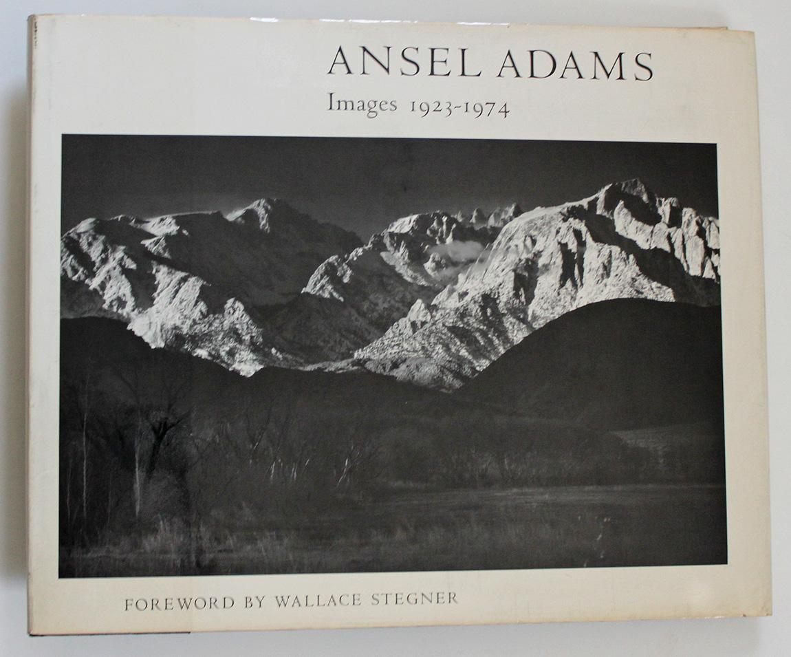ansel adams images 1923 1974 signed