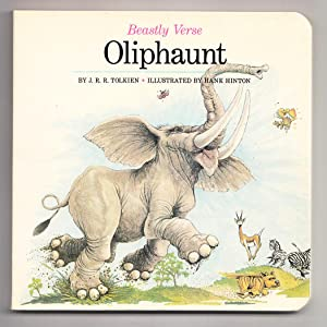 Oliphaunt: Beastly Verse (Board Book)