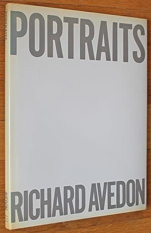 Portraits: Avedon, Richard; Rosenberg,