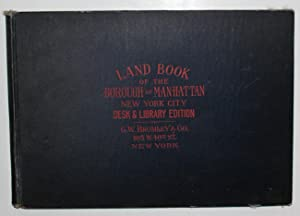 Land Book of the Borough of Manhattan,: N/A