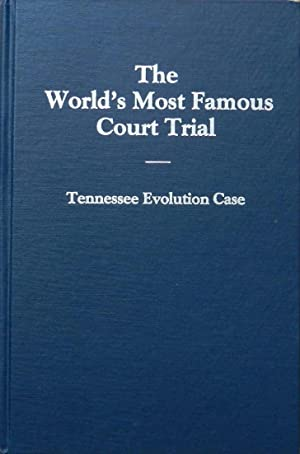 The World's Most Famous Court Trial : No Author Listed