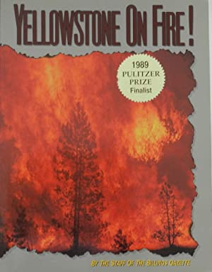 Yellowstone on Fire: Ekey, Robert