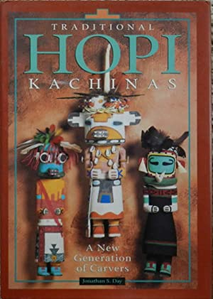 Traditional Hopi Kachinas : A New Generation of Carvers