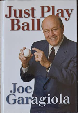 Just Play Ball [ with signed baseball card ]