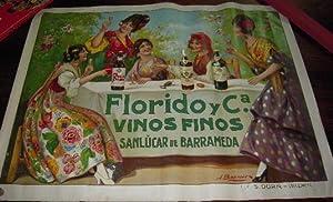 Florido y Cª. Vinos Finos. Sanlúcar de Barrameda: Barreiro, J.