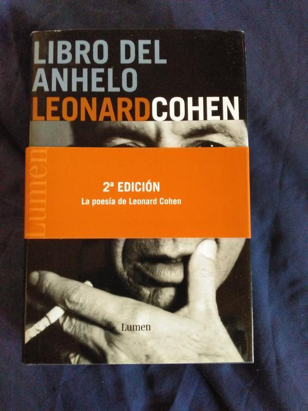 Libro del anhelo - Leonard Cohen