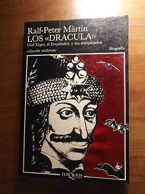 Los Dracula Vlad Tepes el empalador y: Ralf Peter Martin