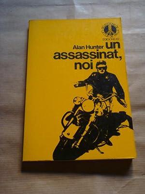 Un assassinat, noi: Alan Hunter