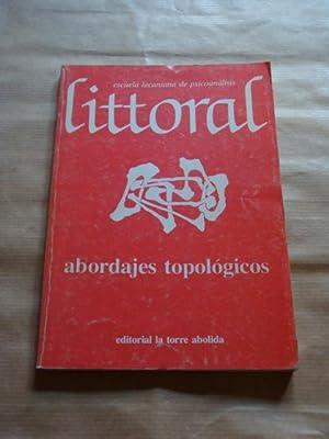 Littoral (escuela lacaniana de psicoanálisis). Abordajes topológicos: vv.aa