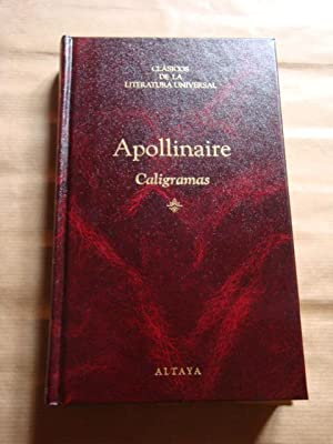 Caligramas: Apollinaire