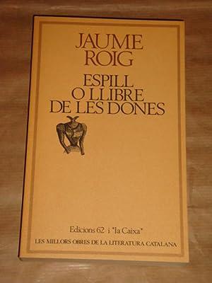 Espill o llibre de les dones: Jaume Roig