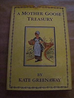 A mother Goose Treasury: Kate Greenaway