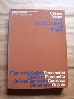 Las estructuras y el tiempo: Cesare Segre