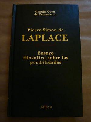 Ensayo filosófico sobre las posibilidades: Pierre-Simon de Laplace