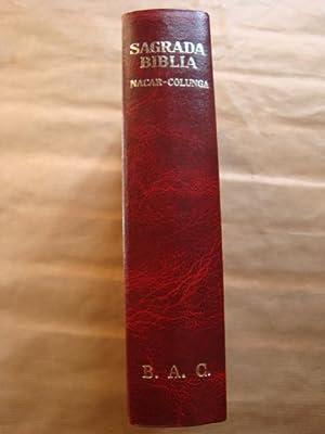 Sagrada Biblia. Versión directa de las lenguas