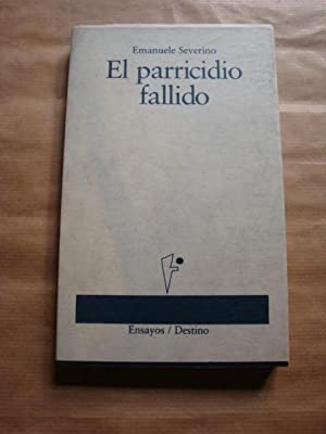 El parricidio fallido: Emanuele Severino