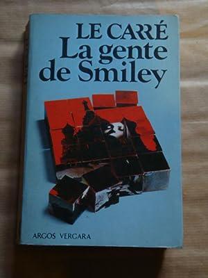 La gente de Smiley: John Le Carré