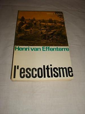 L'escoltisme: Henri van Effenterre