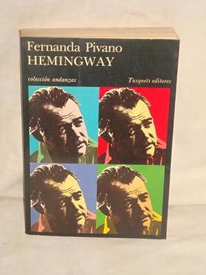 Hemingway: Fernanda Pivano