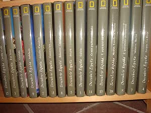 Descubrir España (15 vol.): vv.aa