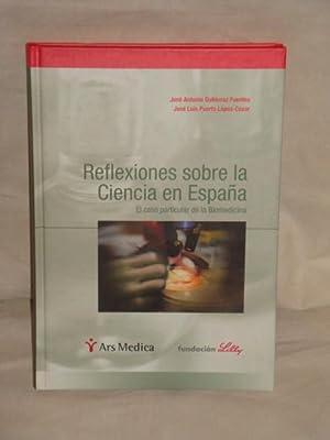 Reflexiones sobre la Ciencia en España. El: José Antonio Gutiérrez