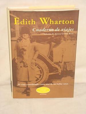 Cuaderno de viajes: Edith Wharton