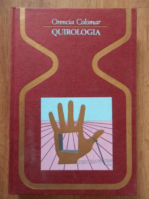 Quirología: Orencia Colomar