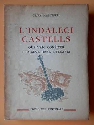 L\' Indaleci Castells que vaig conèixer i: Cèsar Martinell