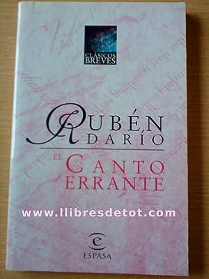 El canto errante: Rubén Darío