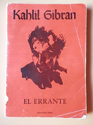 El errante: Khalil Gibran