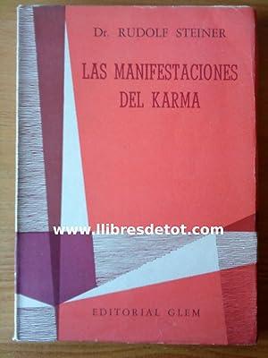 Las manifestaciones del karma: Dr. Rudolf Steiner