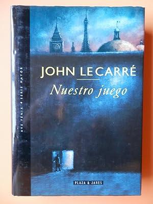 Nuestro juego: John le Carré