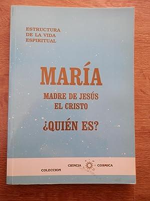 María, madre de Jesús el Cristo, ¿quién: José Fabregat