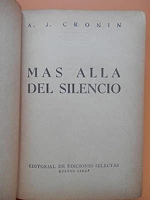 Más allá del silencio: A.J. Cronin